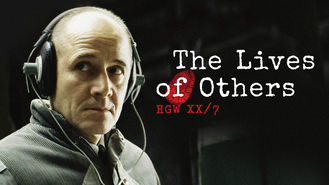 Is The Lives of Others on Netflix?